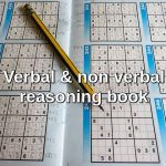 Verbal and non verbal reasoning