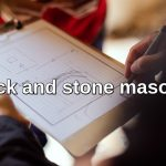 Difference between brick and stone masonry